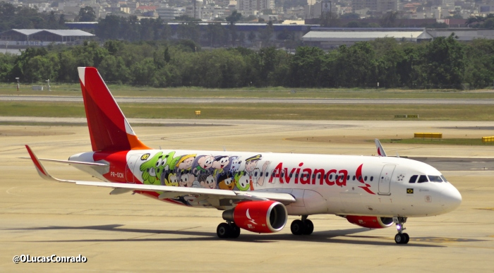 avianca monica